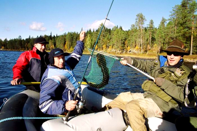 рыболовные туры в белоруссию из москвы