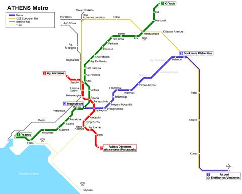 Грузия. Посмотреть схему метро