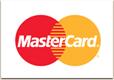 Оплата пластиковой картой MasterCard