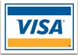 Оплата пластиковой картой Visa