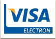 Оплата пластиковой картой Visa Electron